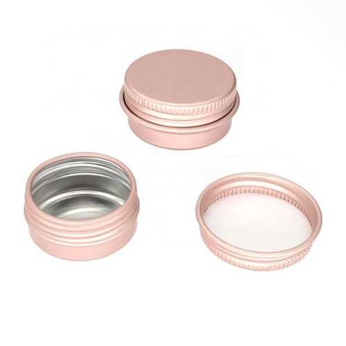 25ml Aluminium jars