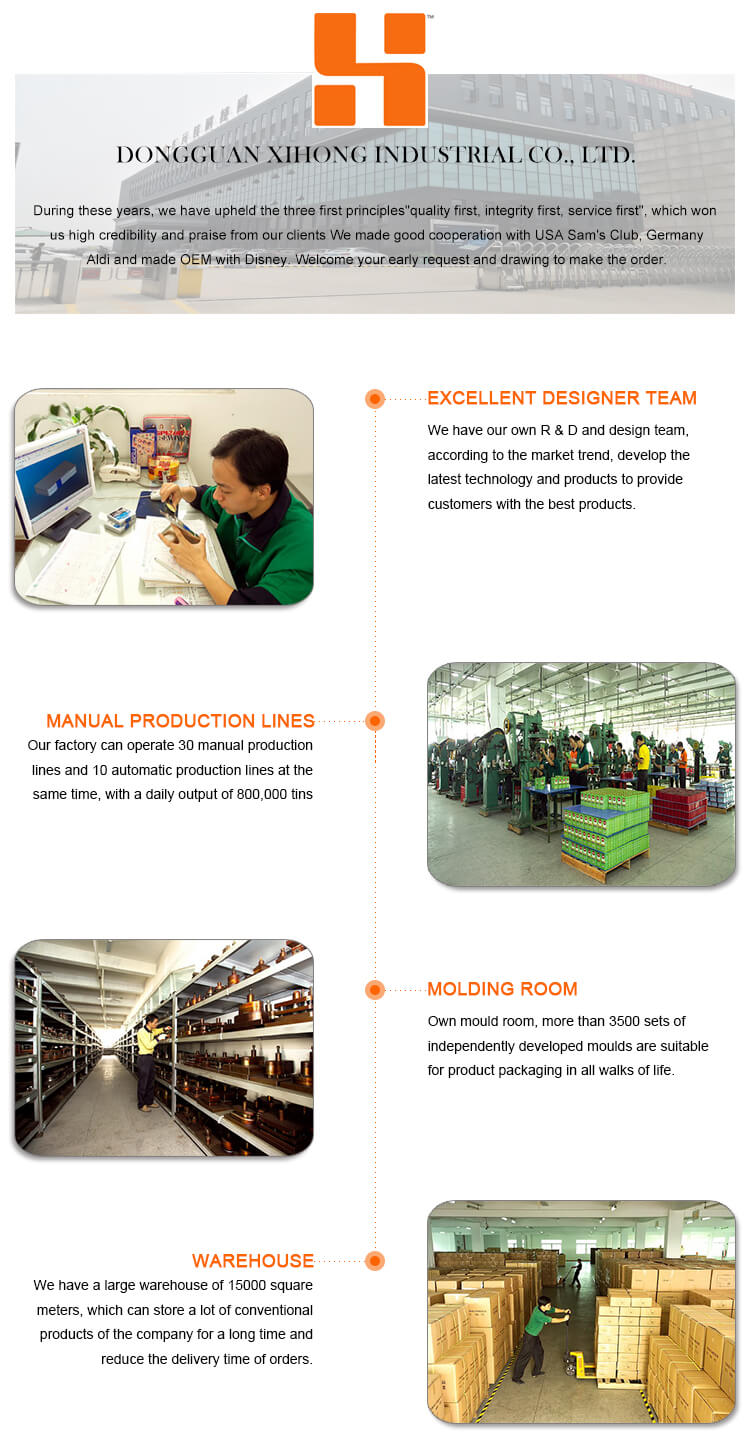 about xihong company